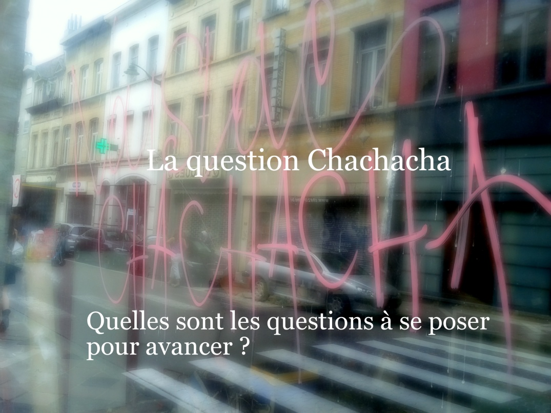 La question chachacha